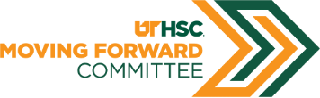 UTHSC Moving Forward Committee logo